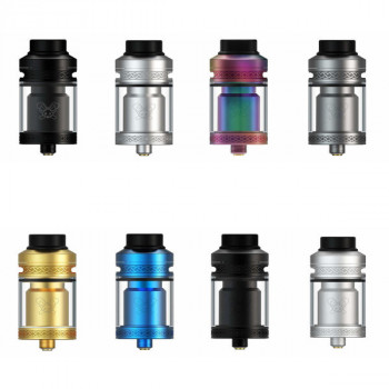 HellVape Dead Rabbit V2 RTA 25mm 5ml Tank Verdampfer