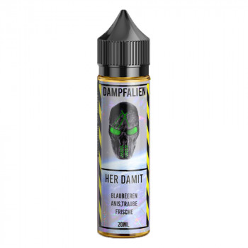 Her Damit 20ml Longfill Aroma by Dampfalien