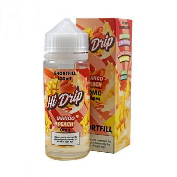 Mango Peach 100ml Shortfill Liquid by Hi Drip