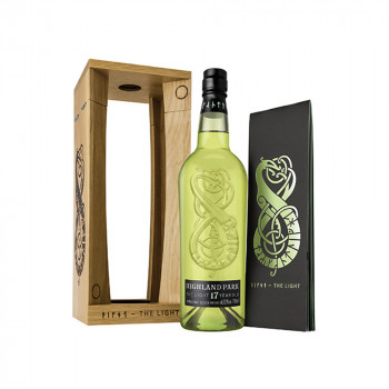 Highland Park 17 Jahre The Light Single Malt Scotch Whisky 52,9% Vol. 700ml