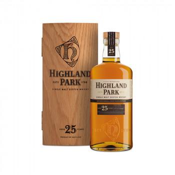 Highland Park 25 Jahre Single Malt Scotch Whisky 45,7% Vol. 700ml