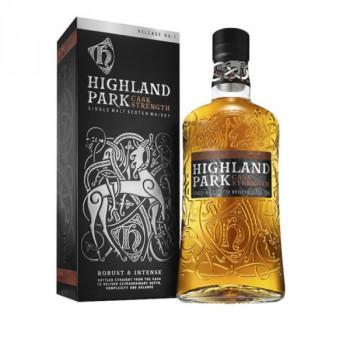 Highland Park Cask Strength Whisky 63,3% Vol. 700ml