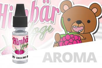 Smoking Bull Aroma Himbär Yogi / 10ml