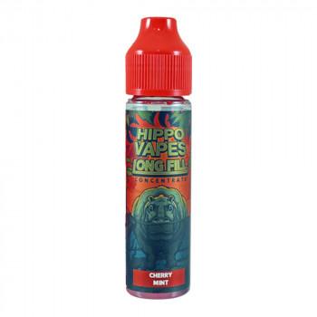 Cherry Mint 30ml Longfill Aroma by Hippo Vapes