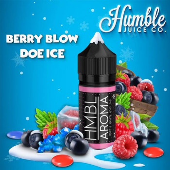 Berry Blow Doe ICE (30ml) Aroma by Humble Juice