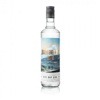 Humboldt Rye Dry Gin 43% Vol. 700ml
