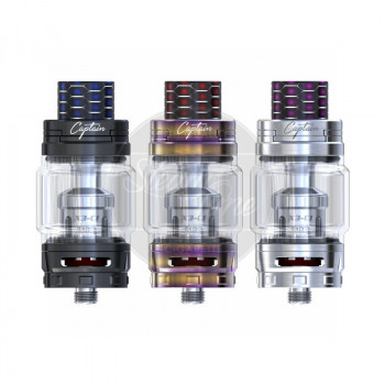 iJoy Captain X3 8ml/6ml Verdampfer Tank