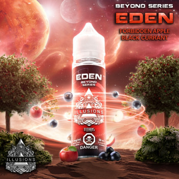 Eden (50ml) Plus e Liquid by Illusion Vapor