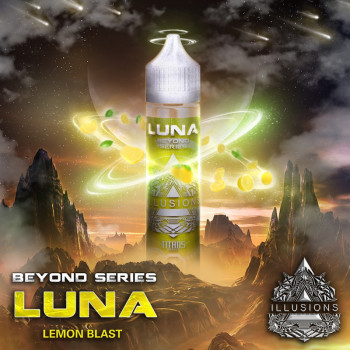 Luna (50ml) Plus e Liquid by Illusion Vapor
