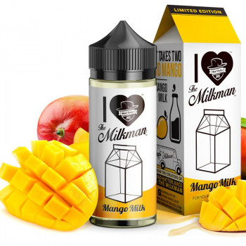 Mango Milk (100ml) Plus by I love Milkman