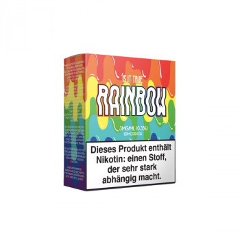 Is It True (3x10ml) Rainbow Soda e Liquid