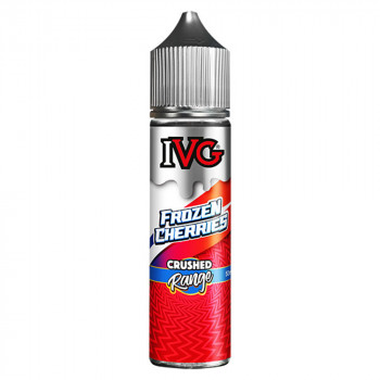 Frozen Cherries - Crushed Range 50ml Shortfill Liquid by IVG