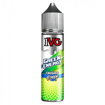 Green Energy - Crushed Range 50ml Shortfill Liquid by IVG