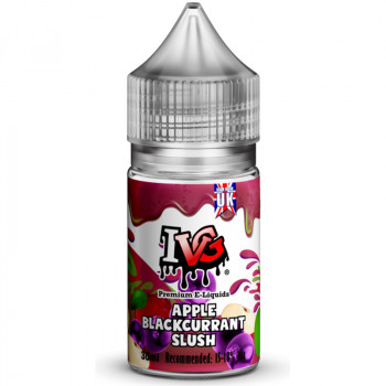 Apple Blackcurrant Slush 30ml Aroma by I VG