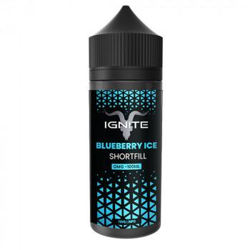 Blueberry Ice 100ml Shortfill Liquid by Ignite