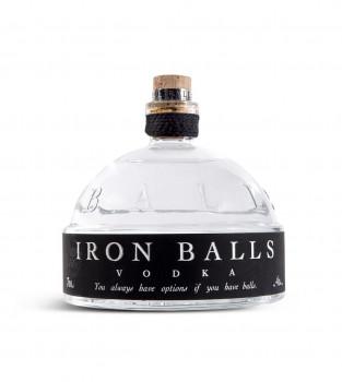 Iron Balls Vodka 40% - 700ml