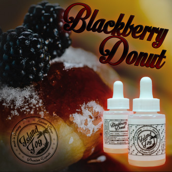 Island Fog Liquid - Blackberry Donut