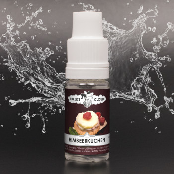 Jokers Cloud Himbeerkuchen Liquid