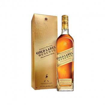 Johnnie Walker Gold Label Reserve Blended Scotch Whisky 40% Vol. 700ml
