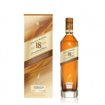Johnnie Walker 18 Years Old The Pursuit of Ultimate Whisky 40% Vol. 700ml