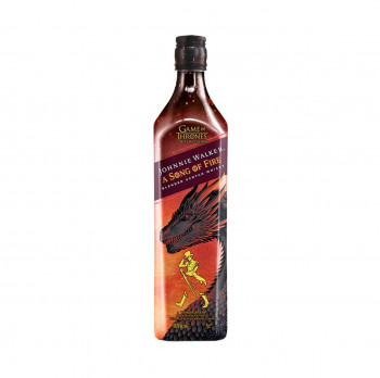 Johnnie Walker A Song of Fire – Blended Scotch Whisky 40,8% Vol. 700ml