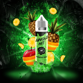 Pineapple Juice 12ml Longfill Aroma by Jungle Hit