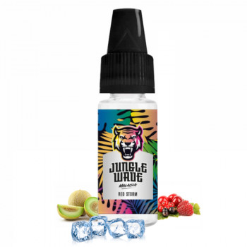 Jungle Wave Red Storm 10ml Aroma by Full Moon