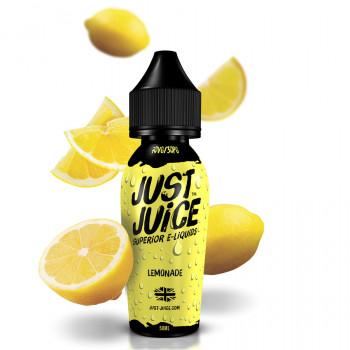 Lemonade (50ml) Plus e Liquid by Just Juice