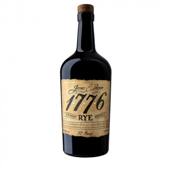 James E. Pepper Straight 1776 RYE Whiskey 46.0% Vol. 700ml