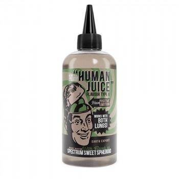 Spectrum Sweet Spheroid Human Juice 200ml Shortfill Liquid by Joe's Juice