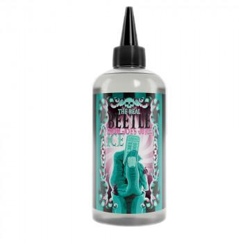 The Real Beetle Ice 200ml Shortfill Liquid by Retro Joes Juice
