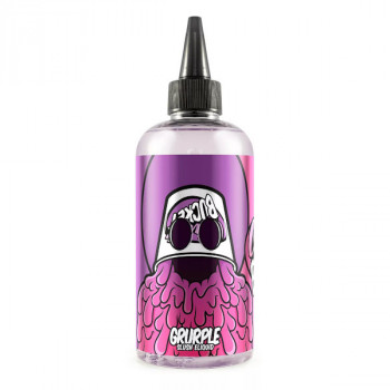 Grurple Slush Bucket 200ml Shortfill Liquid by Joe's Juice