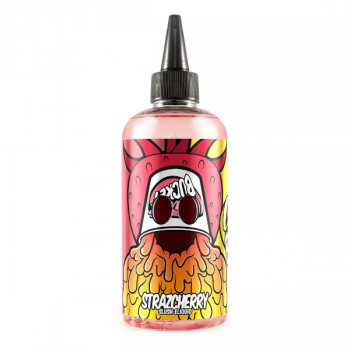 Strazcherry Slush Bucket 200ml Shortfill Liquid by Joe's Juice