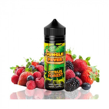Citrus Forest 100ml Shortfill Liquid by Jungle Fever