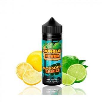 Monsoon Breeze 100ml Shortfill Liquid by Jungle Fever