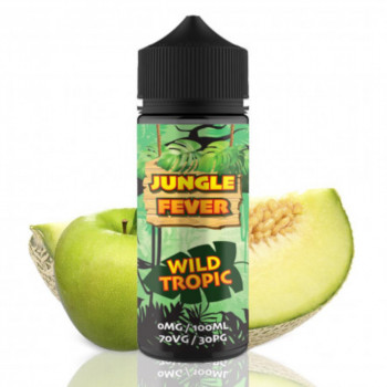 Wild Tropic 100ml Shortfill Liquid by Jungle Fever