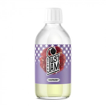 Raspberry 200ml Shortfill Liquid by Just Jam