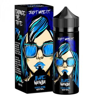Blue Mamba 100ml Shortfill Liquid by Just Vapeit