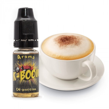 K-Boom Premium Aroma 10ml C4-puccino