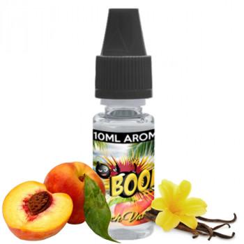 K-Boom Premium Aroma 10ml / Peach Vanilla
