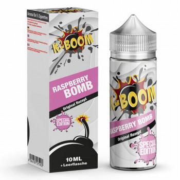 Raspberry Bomb Special Edition 10ml Longfill Aroma by K-Boom