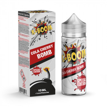 Cola Cherry Bomb Special Edition 10ml Aroma by K-Boom