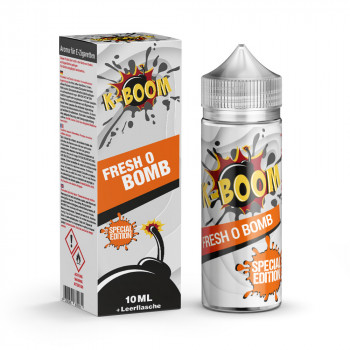 Fresh O Bomb Special Edition 10ml Aroma by K-Boom