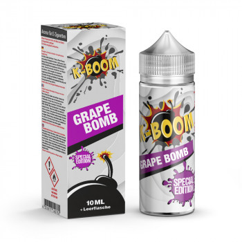 Grape Bomb 2020 Special Edition 10ml Longfill Aroma by K-Boom