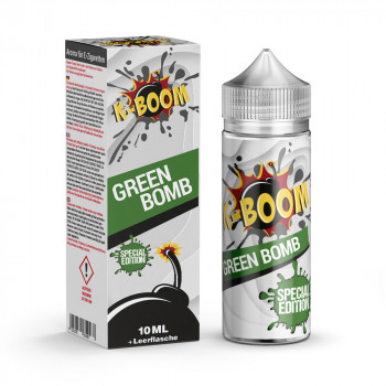 Green Bomb 2020 Special Edition 10ml Longfill Aroma by K-Boom
