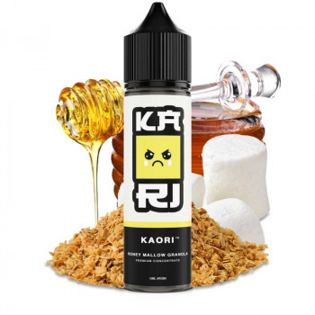 Honey Mallow Granola 15ml Bottlefill Aroma by Kaori Vape