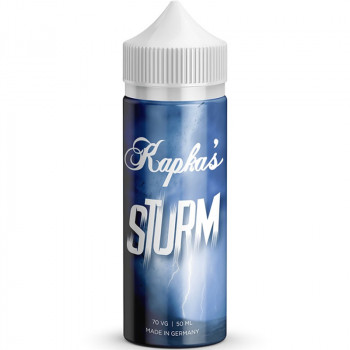 Sturm (50ml) Plus e Liquid by Kapka's Flava The Barber