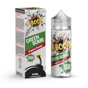 Green Bomb Special Edition 10ml Aroma by K-Boom