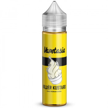Killer Kustard 15ml Bottlefill Aroma by Vapetasia
