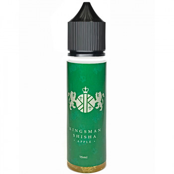 The Kingsman Shisha 15ml Bottlefill Aroma by Alfa Labs